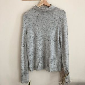 MADEWELL high neck Sweater